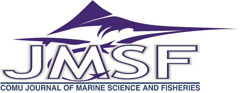 COMU Journal of Marine Science and Fisheries